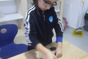 Askılık Yapmaya Başladık | İstanbul Pendik İlkokulu ve Ortaokulu...