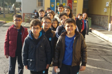 5. Sınıf Öğrencilerimizle Meteoroloji Müdürlüğüne Gezi Düzenledik...