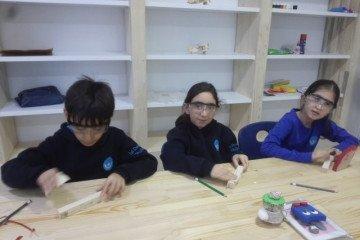 Çivi Çakma Yapıyoruz | İstanbul Pendik İlkokulu ve Ortaokulu | Öz...