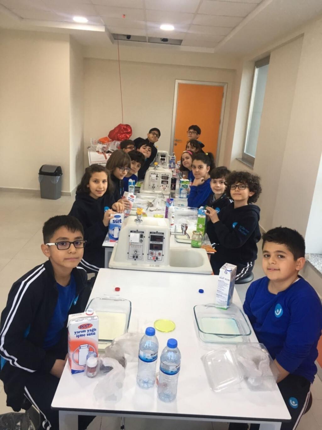 Deterjan Yapımı Etkinliğimiz | Kayseri Alpaslan Ortaokulu | Özel...