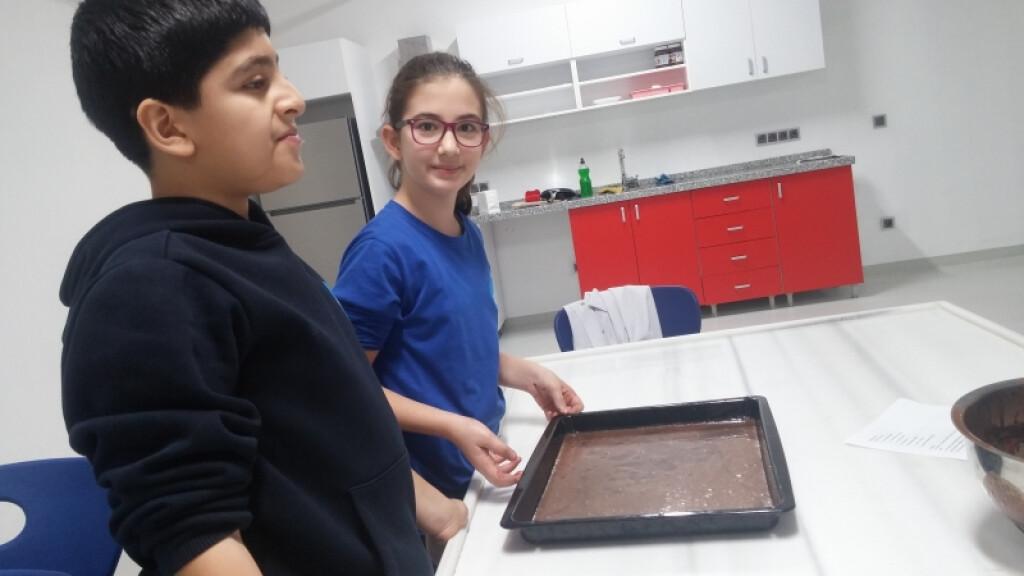 Kesirleri Kek Yaparak Öğrendik : ) | Pendik İlkokulu ve Ortaokulu...