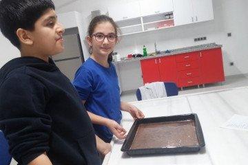 Kesirleri Kek Yaparak Öğrendik : ) | İstanbul Pendik İlkokulu ve...