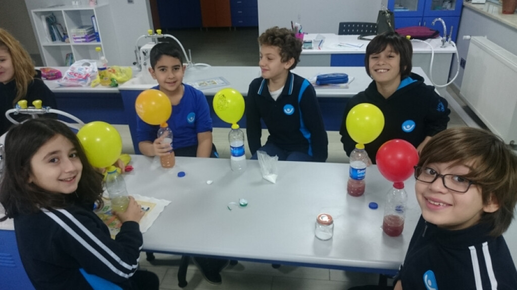Nefessiz Balon Şişer Mi? | Pendik İlkokulu ve Ortaokulu | Özel Ok...