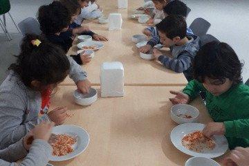 Ayıkla Mercimeğin Pirincini