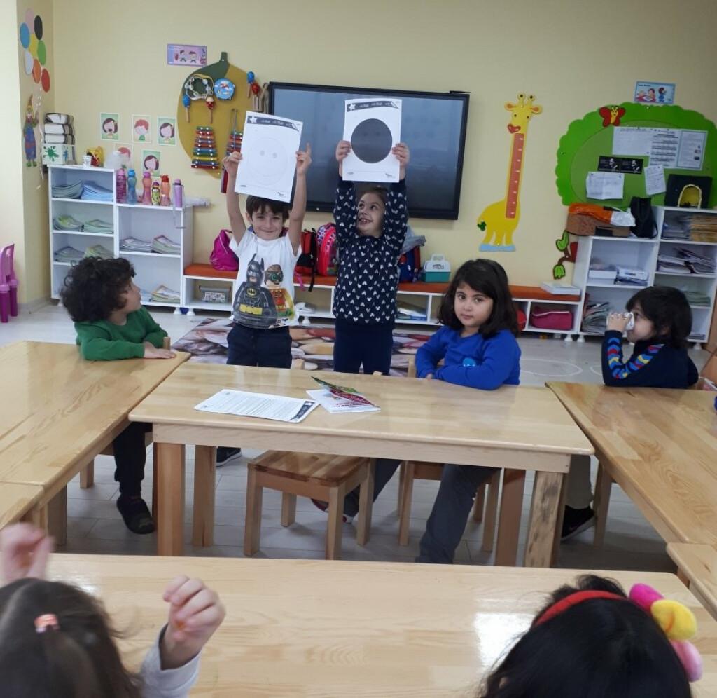 Saygı Etkinliği | Pendik İlkokulu ve Ortaokulu | Özel Okul