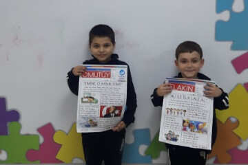 'artık Gazete Okuyoruz'