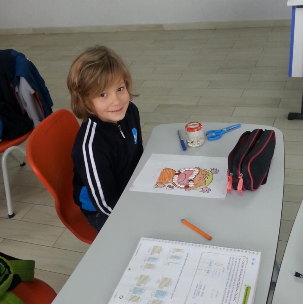 Sağlıklı Dişler Neşeli Gülüşlerrrr : ) | Pendik İlkokulu ve Ortao...