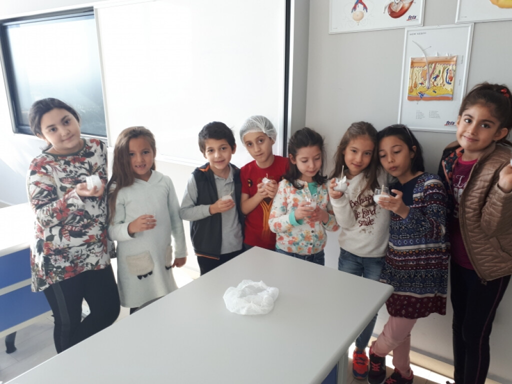 Kokulu Mum Yapımı | İstanbul Pendik İlkokulu ve Ortaokulu | Özel...