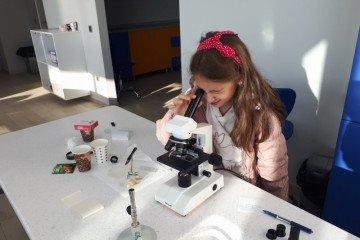 Mikroskopla Tanışıyorum | Pendik İlkokulu ve Ortaokulu | Özel Oku...