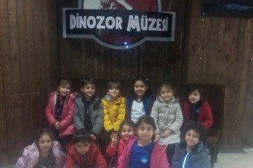 Türkan Saylan Kültür Merkezi Dinozor Müze Gezisi | Pendik İlkokul...
