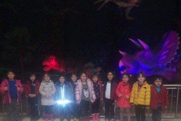 Türkan Saylan Kültür Merkezi Dinozor Müze Gezisi