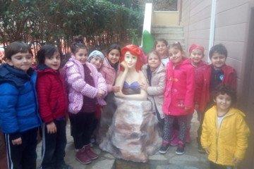Kartal Masal Kahramanları Gezisi | İstanbul Pendik İlkokulu ve Or...