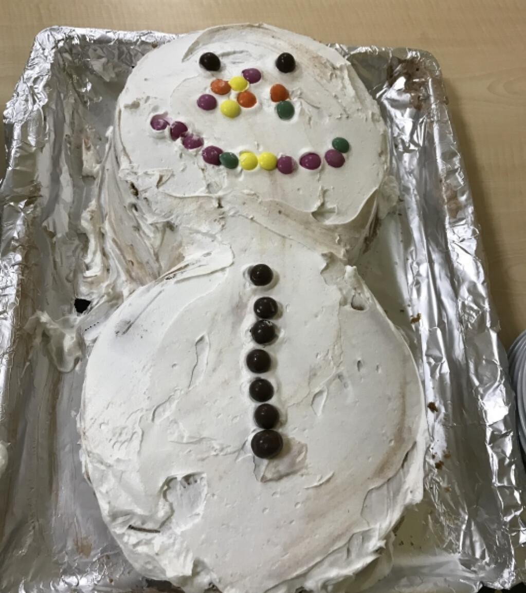 Kış Pastası | Pendik İlkokulu ve Ortaokulu | Özel Okul