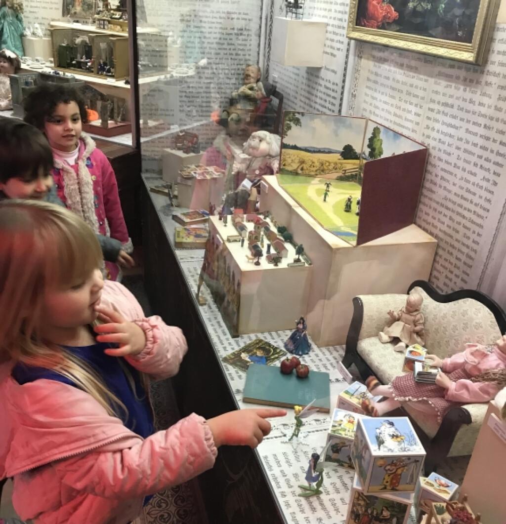 Minik Kuzular - Kartal Masal Müzesi Gezisi | Pendik İlkokulu ve O...