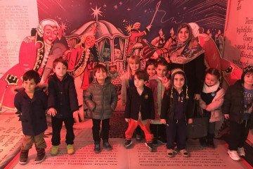 Minik Kuzular - Kartal Masal Müzesi Gezisi