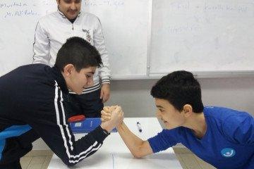 Bilek Güreşi Turnuvamız Sona Erdi