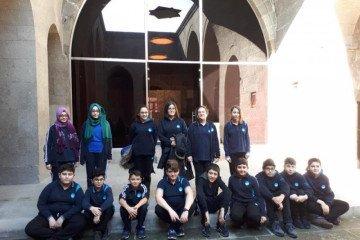 Selçuklu Müzesi Etkinliğimiz | Kayseri Alpaslan Ortaokulu | Özel...