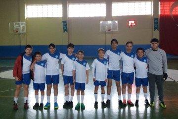 İlçe Milli Eğitim Salon Futbolu ( Futsal ) Turnuvası Başladı