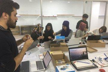 Stem Maker Eğitmen Eğitimleri