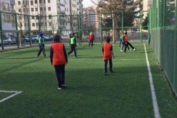 Sınıflar Arası Futbol Turnuvası