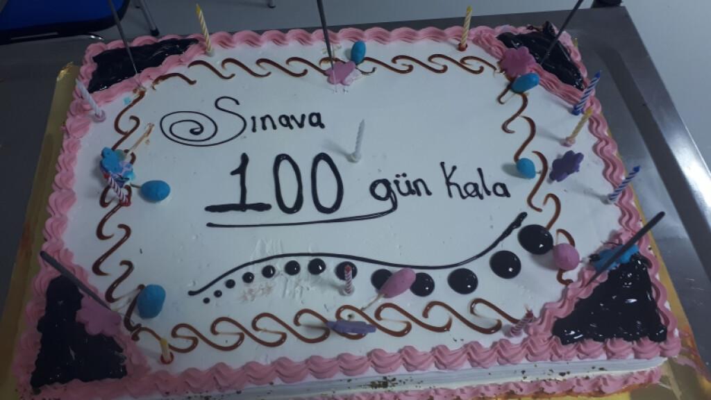 Sınava 100 Gün Kala | Pendik İlkokulu ve Ortaokulu | Özel Okul