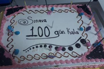 Sınava 100 Gün Kala | İstanbul Pendik İlkokulu ve Ortaokulu | Öze...