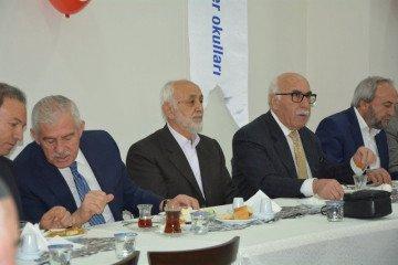 Kayseri İl Milli Eğitim Müdürümüz Sayın Osman Elmalı Bey'in De Katıldığı Gönüllü Kültür Kuruluşlarının Toplantısı