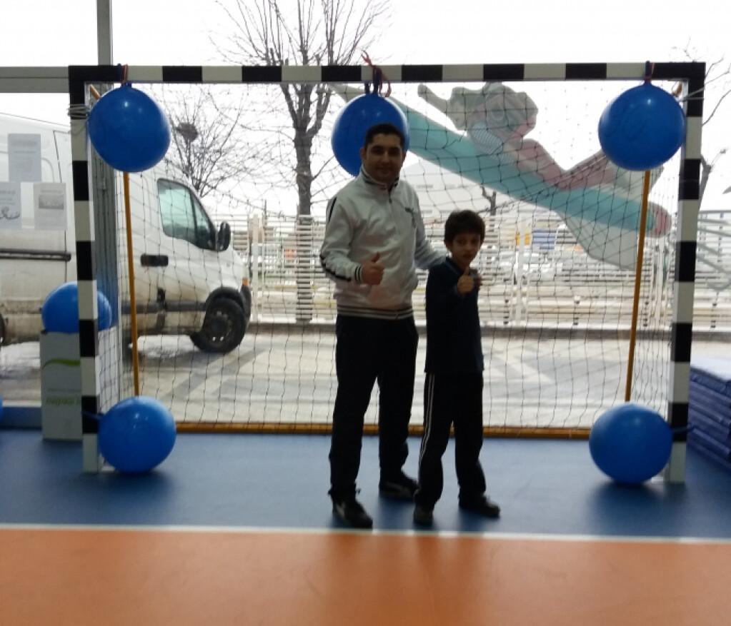 Şut ve Gol Turnuvamız Sona Erdi   Pendik İlkokulu ve Ortaokulu  ...