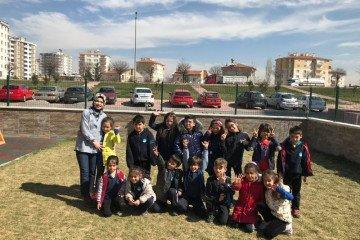 Lale Mevsimi Geldi! | Kayseri Konaklar İlkokulu ve Ortaokulu | Öz...