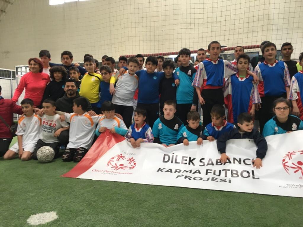 Hayat Birlikte Oyun Birlikte Etkinliğimiz | Kayseri Alpaslan Orta...