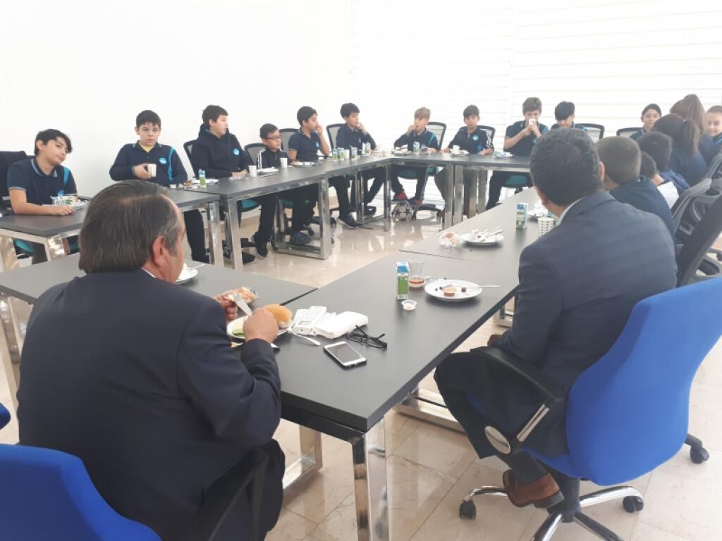6 - A Sınıf Kahvaltısı | İstanbul Pendik İlkokulu ve Ortaokulu |...