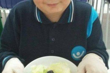 3 - A Sınıfı Gastronomi Atölyesinde | İstanbul Pendik İlkokulu ve...