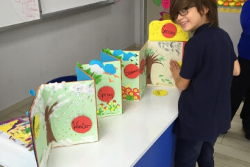 Seasons And Weather | Pendik İlkokulu ve Ortaokulu | Özel Okul