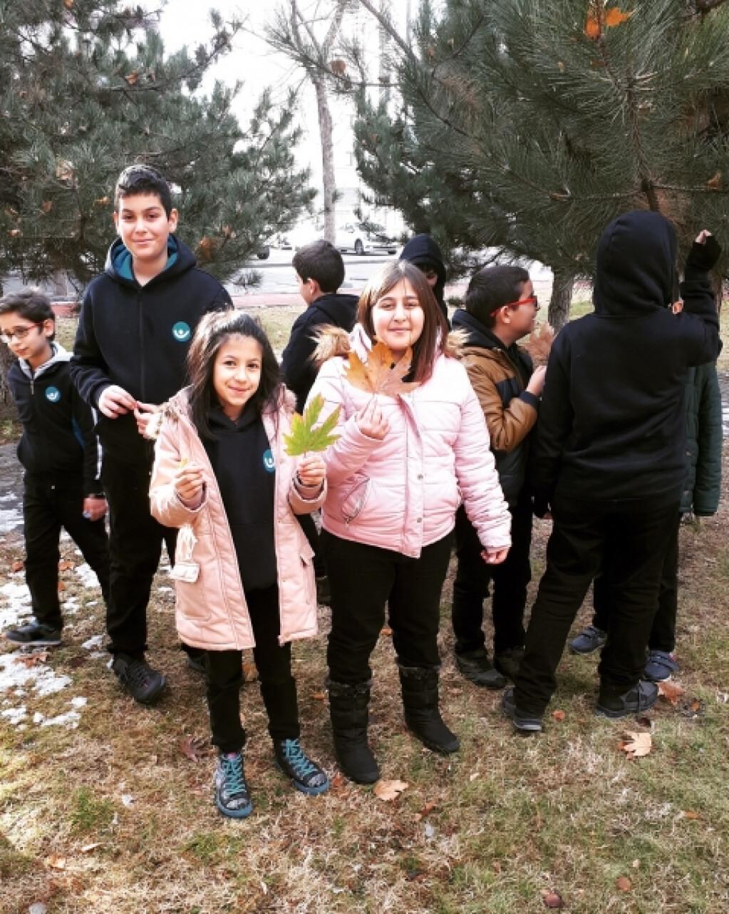 5.sınıflar Bulunduğumuz Bölgenin İklim ve Bitki Örtüsü Hakkında İ...