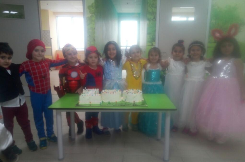 İyi Dersler'de 100. Gün Etkinliği | İstanbul Pendik İlkokulu ve O...