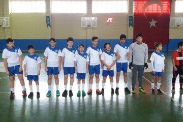 İlçe Milli Eğitim Salon Futbolu ( Futsal ) Turnuvası Başladı | Pe...