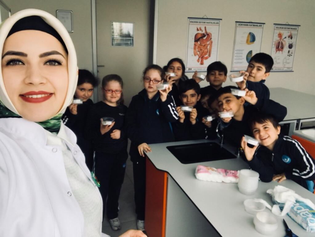 Fasulye Deneyi... | Kayseri Konaklar İlkokulu ve Ortaokulu | Özel...