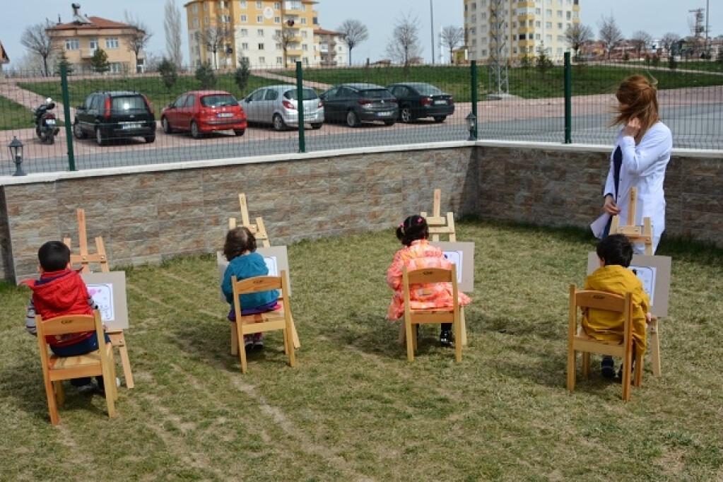 İlk Baharın Gelişini Açık Hava Etkinlikleri İle Kutluyoruz.   Kay...