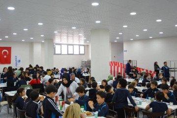 Kayseri İyi Dersler İlkokuluna Ziyaret