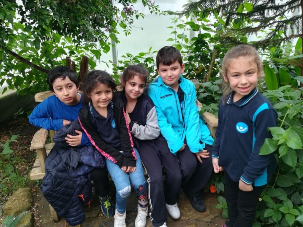 Rengârenk Kelebeklerin Arasında Bulduk Kendimizi | Pendik İlkokul...