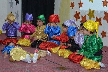 Yıl Sonu Gösterisi | Kayseri Konaklar İlkokulu ve Ortaokulu | Öze...