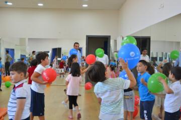 İyi Dersler Okulları 4 Ağustos Etkinliği