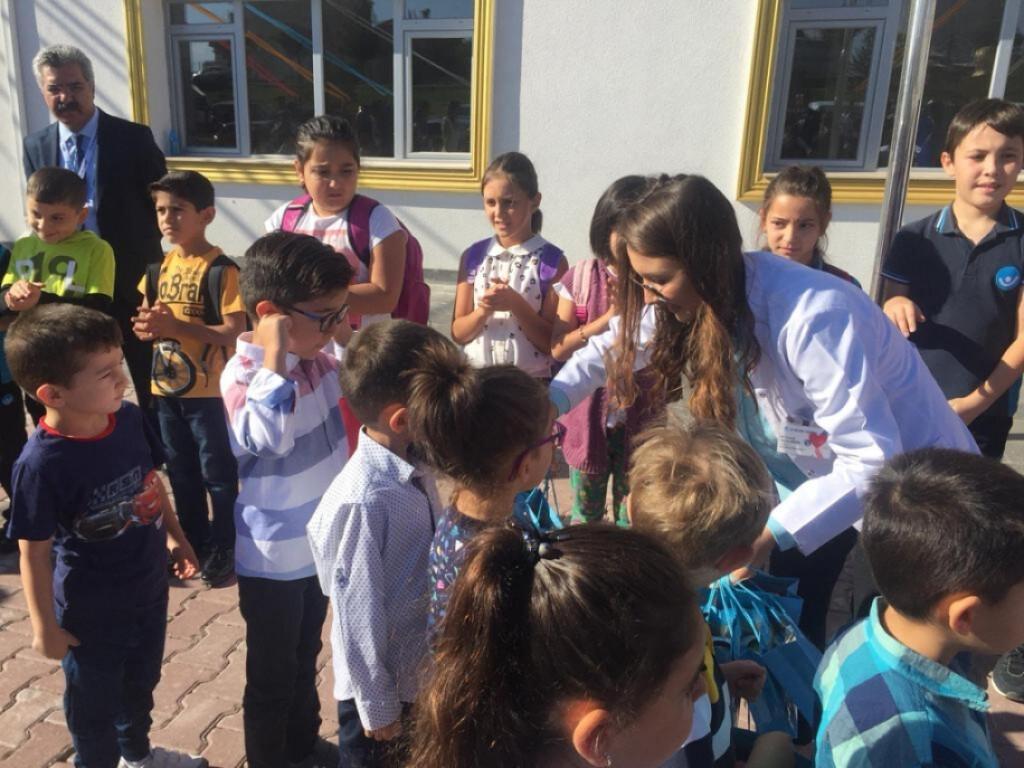İyi Dersler Okulları Okulumda İlk Hafta | Kayseri Konaklar İlkoku...