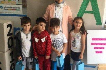 İyi Dersler Okulları Okulumda İlk Hafta