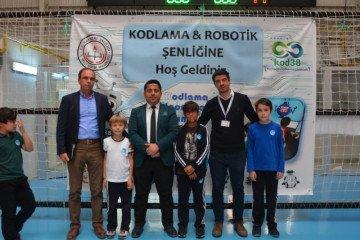 Kodlama & Robotik Şenliği | Kayseri Konaklar İlkokulu ve Ortaokul...