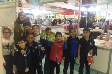 2. Kayseri Kitap Fuarı | Kayseri Konaklar İlkokulu ve Ortaokulu |...