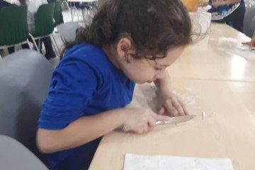 2. Sınıflar Makarna Kesme Etkinliği | Pendik İlkokulu ve Ortaokul...