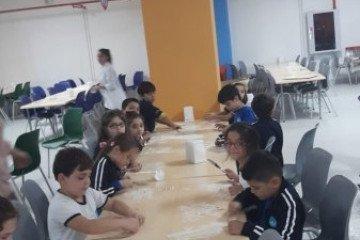 2. Sınıflar Makarna Kesme Etkinliği