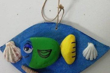 Ahşap Atolyesinde Stone Art Çalışmalarına Başladık