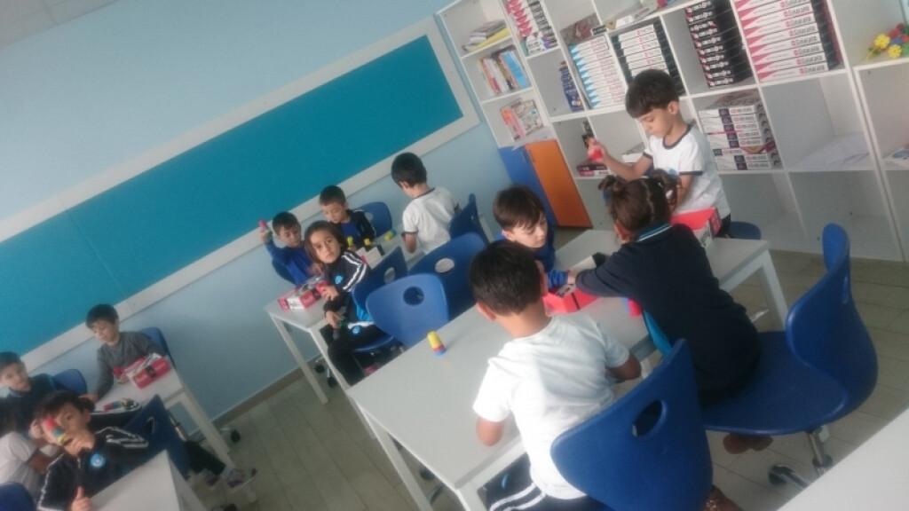 1 - A Sınıfı Akıl Oyunları | Pendik İlkokulu ve Ortaokulu | Özel...